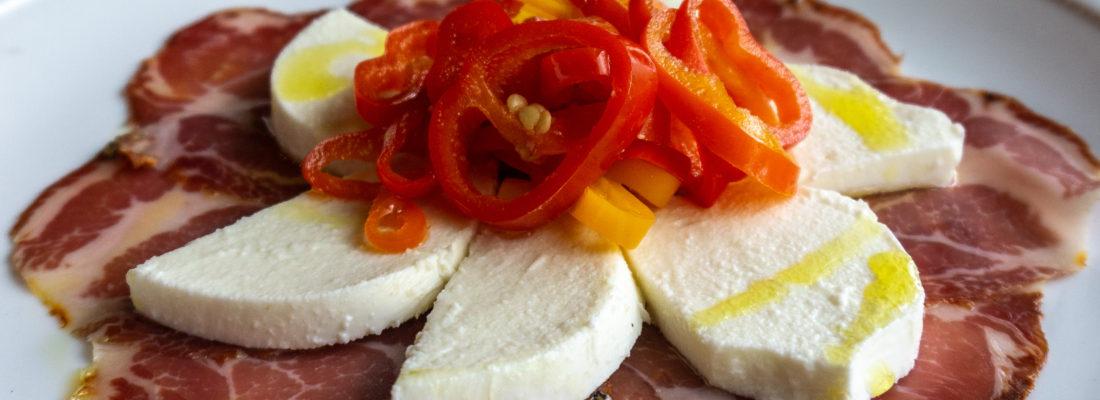 STARTER SPECIAL: Pino's Capocollo