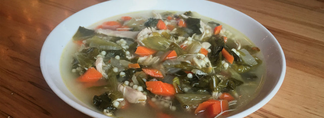 Starter: Wedding Soup