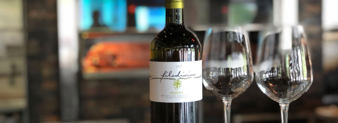 WINE SPECIAL: Verdicchio Classico FILODIVINO – Le Marche