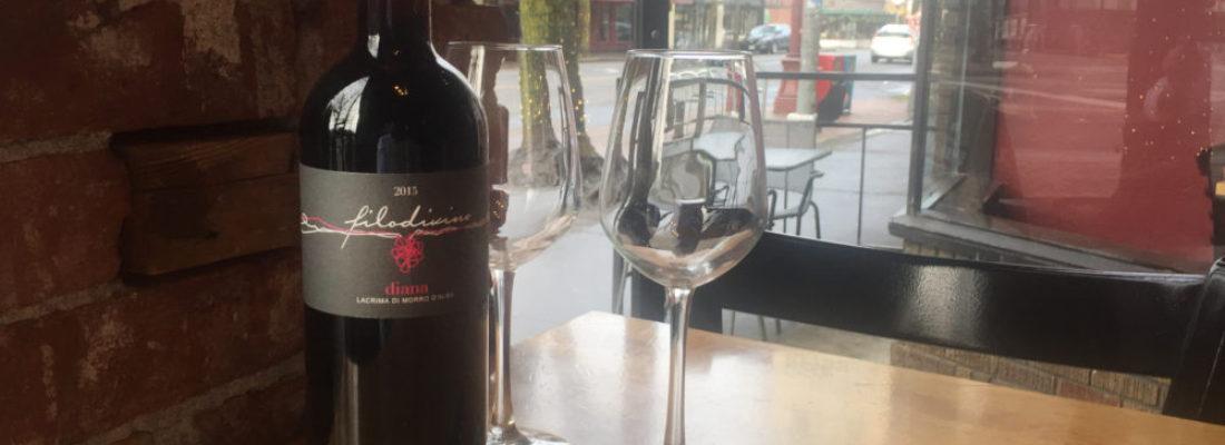 Wine Special: Lacrima di Morro d'Alba FILODIVINO – Marche