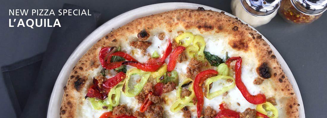 Pizza Special: L'Aquila