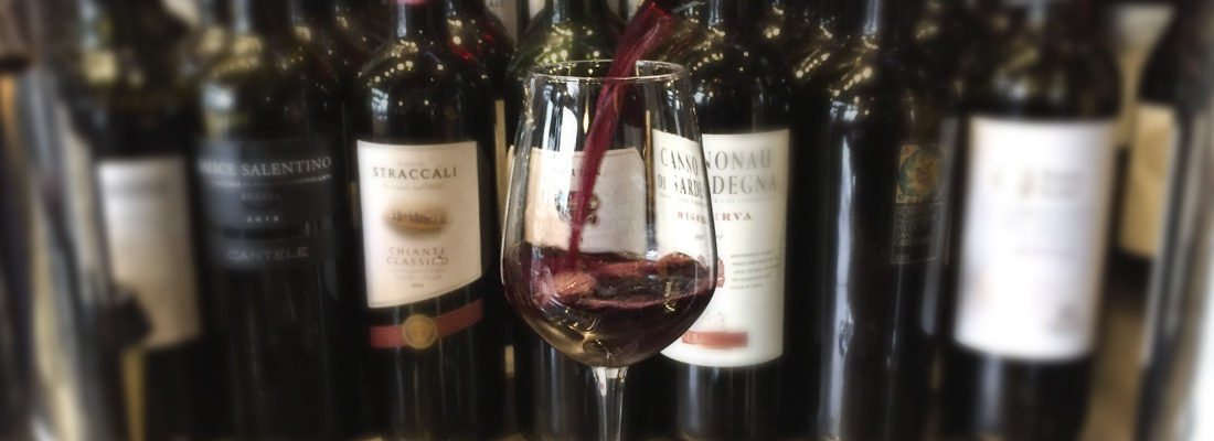 Wine Special:  2014 Nero d'Avola Red Blend − Sicily