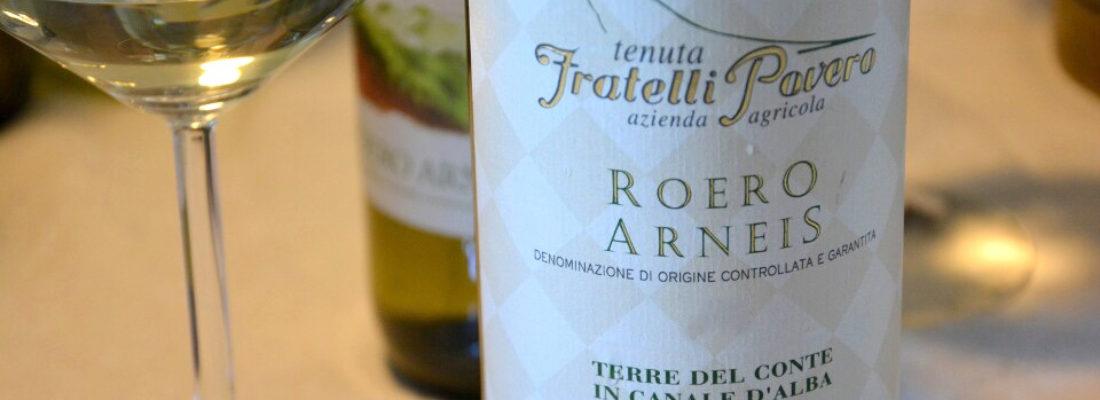 Wine Special: ROERO ARNEIS DOCG