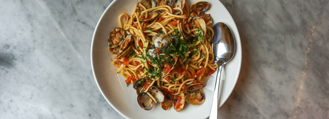 PASTA SPECIAL: Spaghetti With Clams