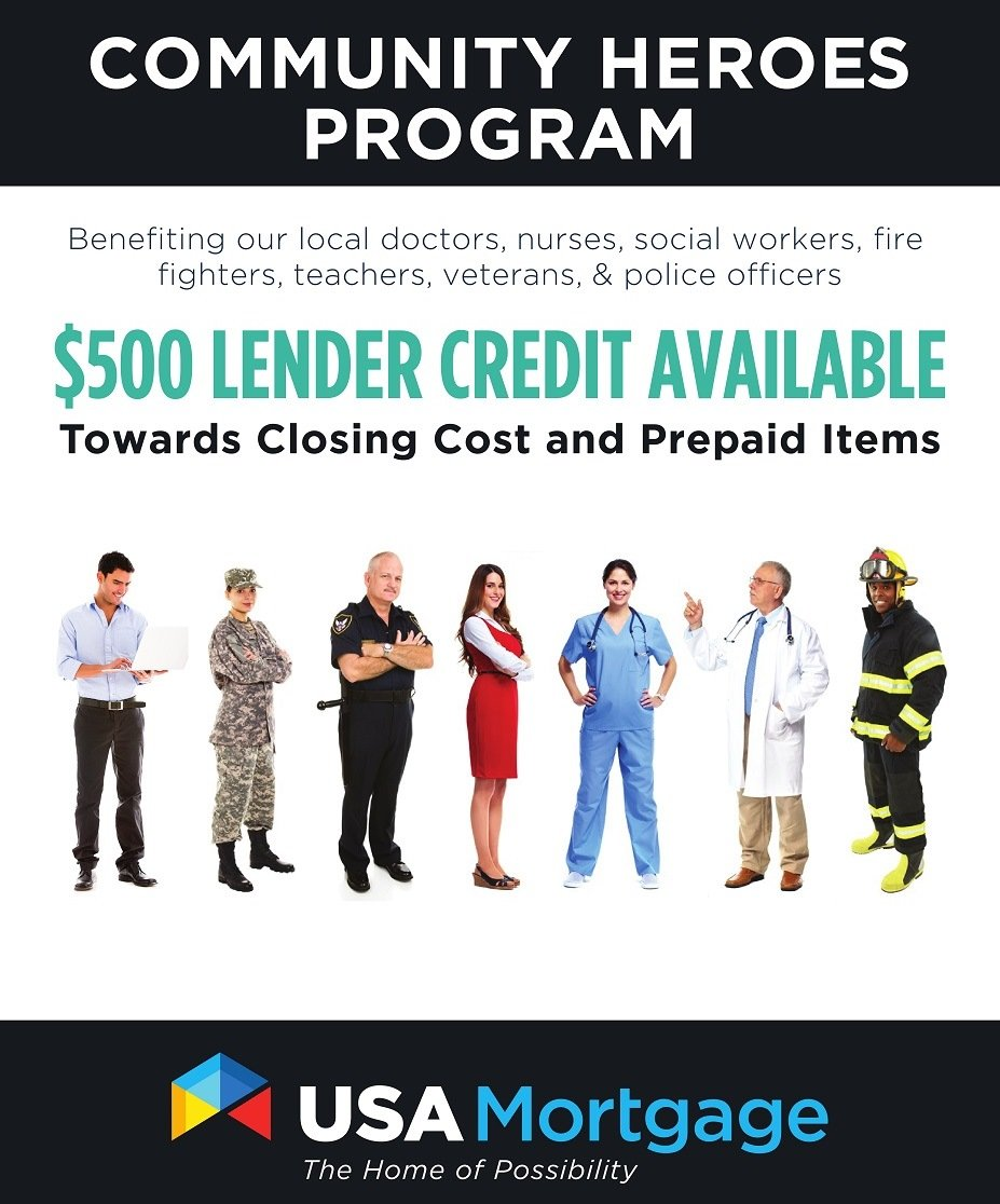 Heroes Mortgage Program - Columbia, MO