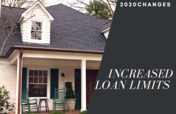 New Mortgage Loan Limits for 2020