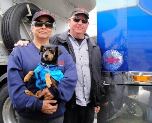 intercity lines The Best Truck Drivers in The Business
