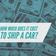 cost to ship a car