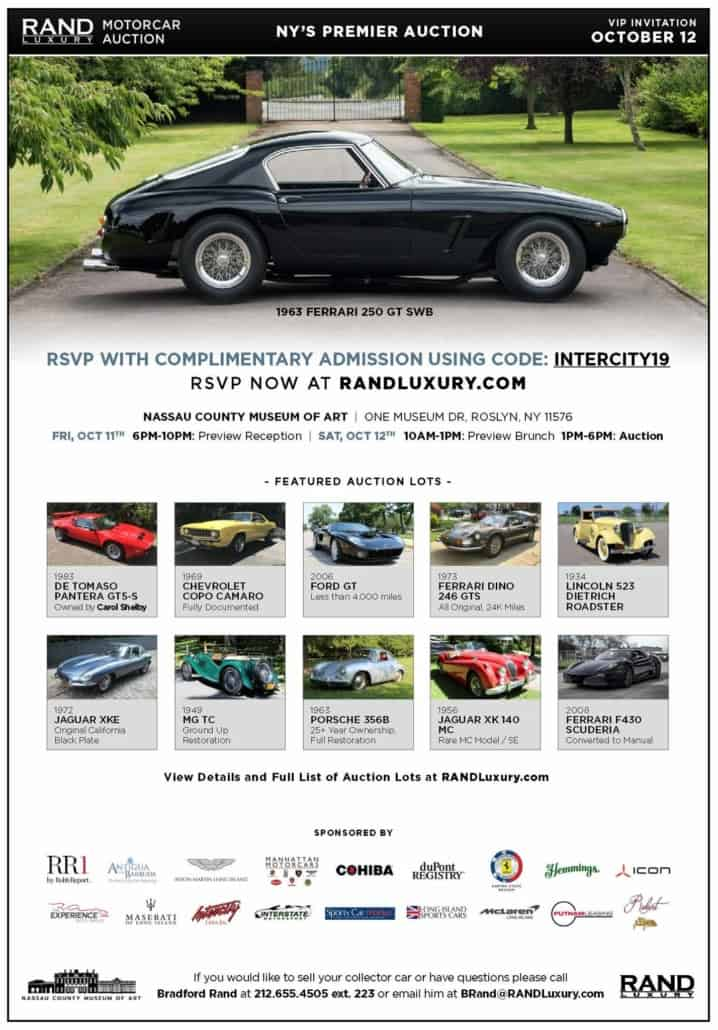 ny car auction
