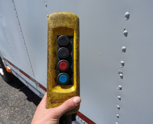 car carrier remote