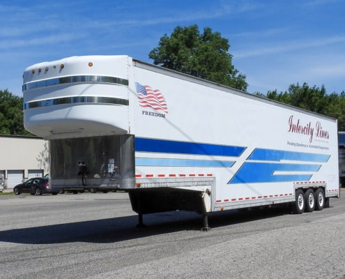 dorsey 6 car carrier for sale