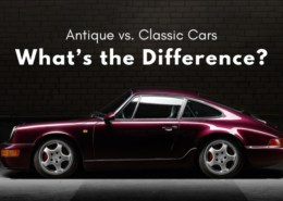 Antique vs. Classic Cars | What's the Difference?
