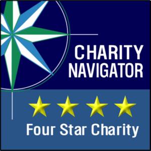 Charity Navigator Four Star Ranking