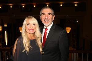 Ken and Lisa Abraham