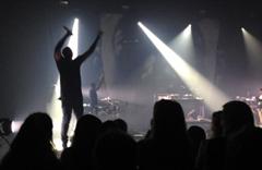 Lecrae's Tour Rehearsal