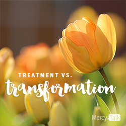 Transformation or treatment