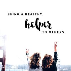 Accountability, healthy helper, transitional care