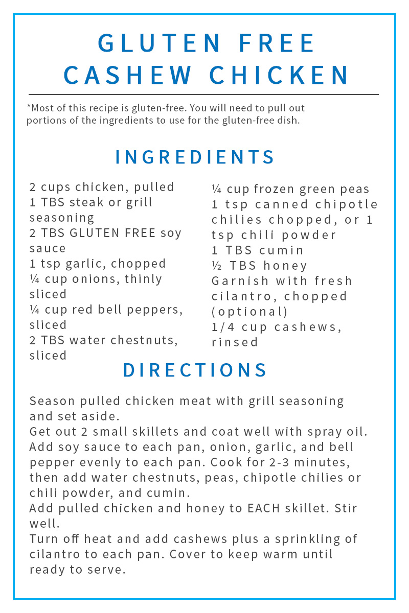 Cashew Chicken   mercymultipliedblog.com