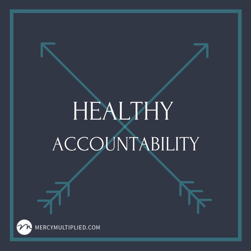 Healthy Accountability