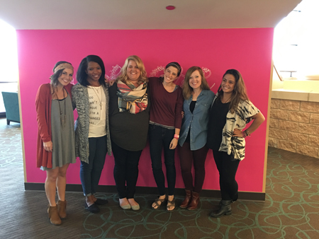 We're so thankful for our staff who travelled to DFL with our residents!