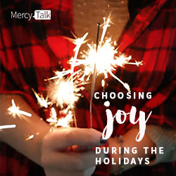Choosing Joy for the holidays