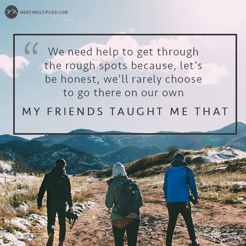 Friends, Faith & Jesus   Choosing Freedom   mercymultiplied.com