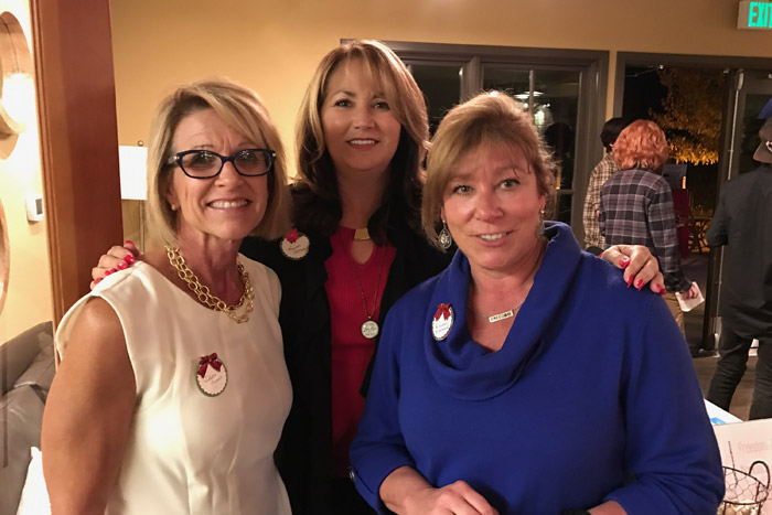 Mercy Community Board Members at California's Mercy Wonderland