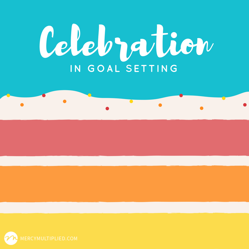 Celebration in Goal Setting