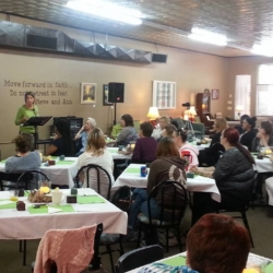 """""""You Are a Treasure"""" Women's Event at Café Connections"""