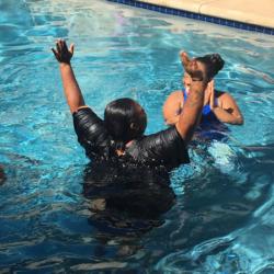 Mercy residents praising God for her transformation