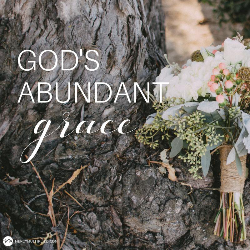 God's Abundant Grace