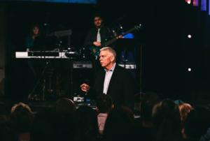 Pastor Mark Brazee