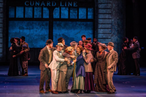 The Unsinkable Molly Brown performance. Photo by The Muny