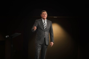 Pastor Sam Carr