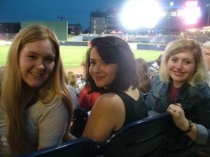 Nashville Mercy residents attended Sounds vs. Redbirds game at First Tennessee Park