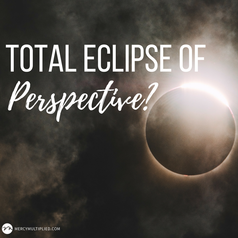Total Eclipse of Perspective