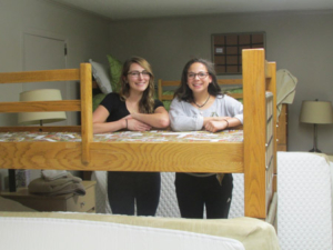 Mercy residents excited for new beds