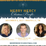 Attend Merry Mercy Christmas Benefit to Bring Holiday Cheer
