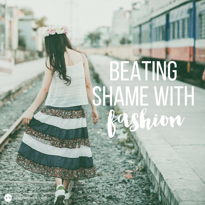 Beating Shame With Fashion