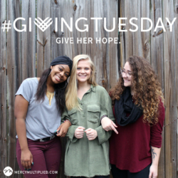 Giving Tuesday | Mercy Multiplied