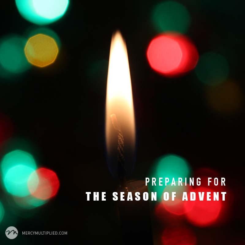 Preparing for the Season of Advent