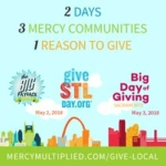"Mercy Supporters Gear Up to ""Give Local"""