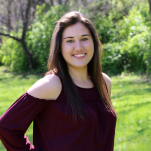 Cortney | 2018 Mercy Graduate