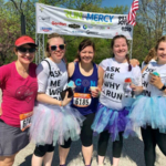Runners and Walkers Give Double the Impact for Mercy