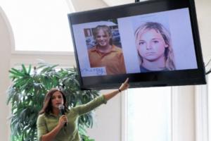 Mercy Multiplied Graduate Encourages Nashville Residents