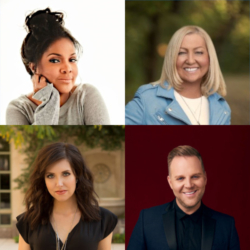 Mercy Multiplied Celebrates Year's End with Events Around the Country | CeCe Winans, Nancy Alcorn, Francesca Battistelli, Matthew West