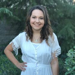 Natalie, 2018 graduate   Mercy Multiplied