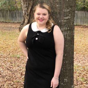 Jenni Lee, 2018 graduate   Mercy Multiplied