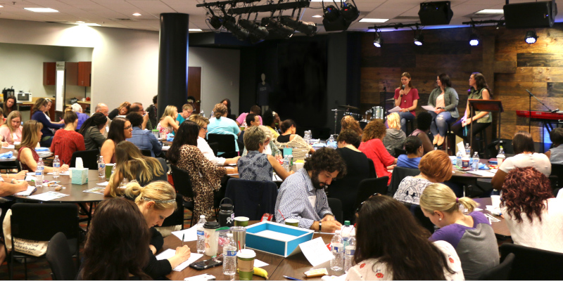 MPower Workshop hosted by Mercy Multiplied Outreach staff