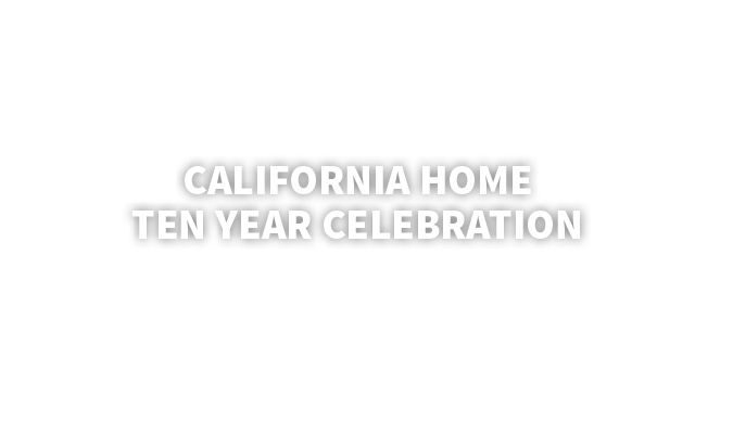 Mercy Multiplied California Home Ten Year Celebration